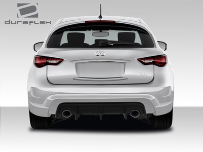 Infiniti FX CT-R Duraflex Rear Body Kit Bumper 2009-2015