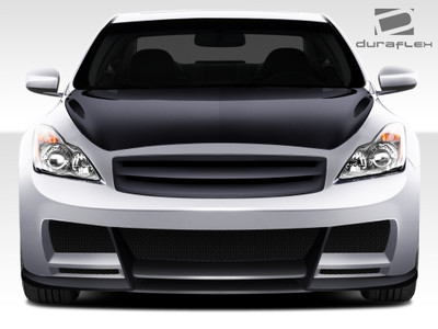 Infiniti G Coupe 2DR Elite Duraflex Front Body Kit Bumper 2008-2015
