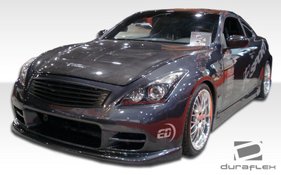 Infiniti G Coupe 2DR GT Concept Duraflex Full Body Kit 2008-2015