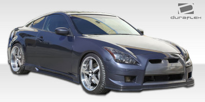 Infiniti G Coupe 2DR GT-R Duraflex Full Body Kit 2008-2015