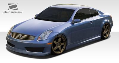 Infiniti G Coupe 2DR Inven Duraflex Full Body Kit 2003-2007