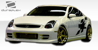Infiniti G Coupe 2DR TS-1 Duraflex Full Body Kit 2003-2007