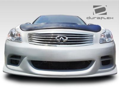 Infiniti G Sedan TS-1 Duraflex Front Body Kit Bumper 2007-2009