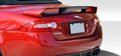 Jaguar XK Series XKR-S Look Duraflex Body Kit-Wing/Spoiler 2007-2015