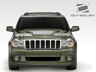 Jeep Grand Cherokee Challenger Duraflex Body Kit- Hood 2005-2010