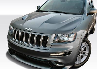 Jeep Grand Cherokee SRT Look Duraflex Body Kit- Hood 2011-2015