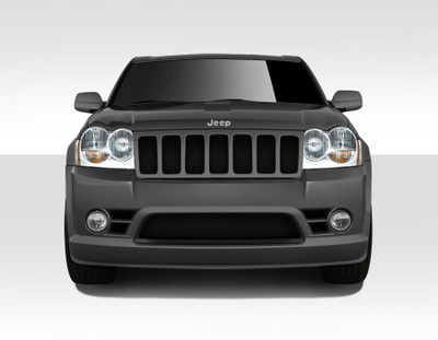 Jeep Grand Cherokee SRT Look Duraflex Front Body Kit Bumper 2005-2007