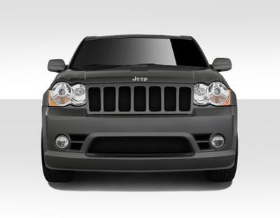 Jeep Grand Cherokee SRT Look Duraflex Front Body Kit Bumper 2008-2010