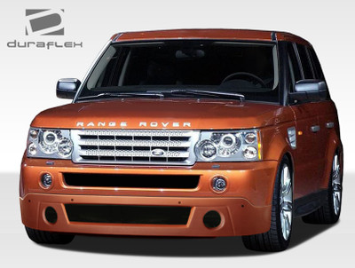 Land/Range Rover Sport AR-D Duraflex Front Bumper Lip Body Kit 2006-2009