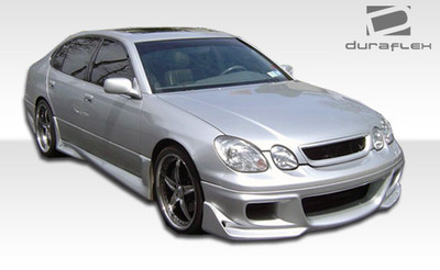 Lexus GS Cyber Duraflex Full Body Kit 1998-2005