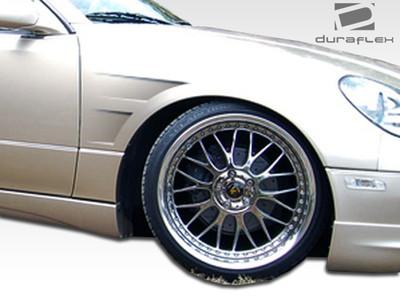 Lexus GS GT Concept Duraflex Body Kit- Fenders 1998-2005