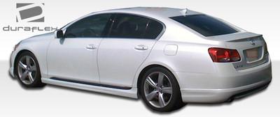 Lexus GS I-Spec Duraflex Side Skirts Body Kit 2006-2011