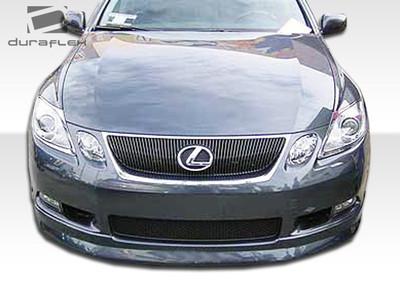 Lexus GS R-Sport Duraflex Front Bumper Lip Body Kit 2006-2007