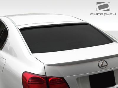 Lexus GS VIP Duraflex Body Kit-Roof Wing/Spoiler 2006-2011