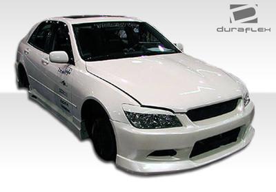 Lexus IS 4DR C-1 Duraflex Full Body Kit 2000-2005