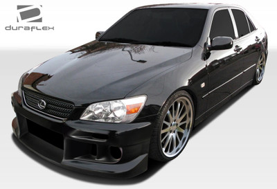 Lexus IS 4DR EG-R Duraflex Full Body Kit 2000-2005
