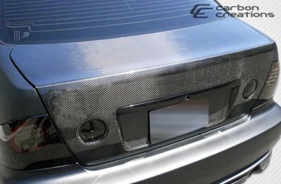 Lexus IS 4DR OEM Carbon Fiber Creations Body Kit-Trunk/Hatch 2000-2005
