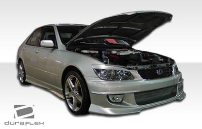 Lexus IS Cyber Duraflex Front Body Kit Bumper 2000-2005