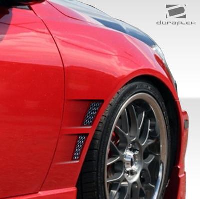 Lexus IS GT Concept Duraflex Body Kit- Fenders 2000-2005