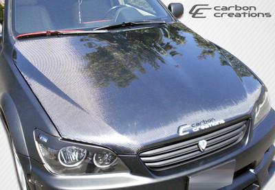 Lexus IS OEM Carbon Fiber Creations Body Kit- Hood 2000-2005