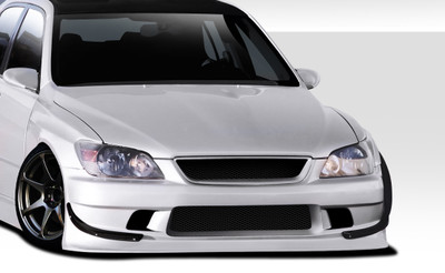 Lexus IS VSE Race Duraflex Front Body Kit Bumper 2000-2005