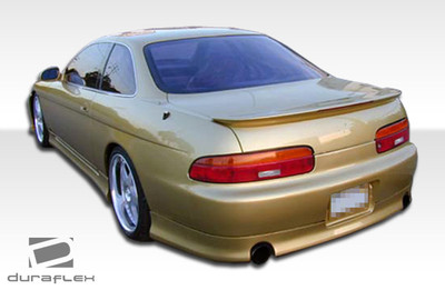Lexus SC J-Magic Duraflex Rear Body Kit Bumper 1992-2000