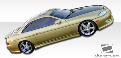 Lexus SC J-Magic Duraflex Side Skirts Body Kit 1992-2000