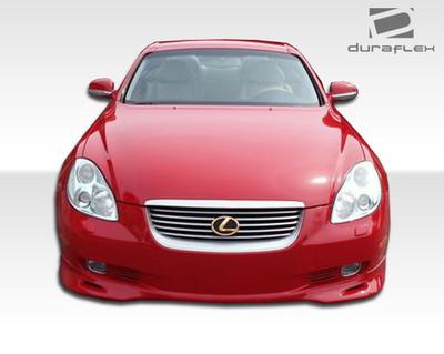 Lexus SC VIP Duraflex Front Bumper Lip Body Kit 2002-2005