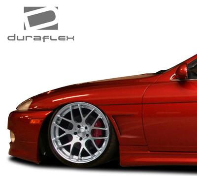 Lexus SC V-Speed Duraflex Body Kit- 25mm Fenders 1992-2000