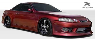 Lexus SC V-Speed Duraflex Full Wide Body Kit 1992-2000