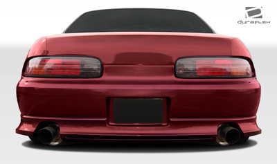 Lexus SC V-Speed Duraflex Rear Wide Body Kit Bumper 1992-2000