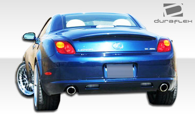 Lexus SC W-1 Duraflex Rear Body Kit Bumper 2002-2010