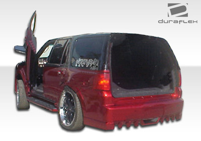 Lincoln Navigator VIP Duraflex Rear Body Kit Bumper 2003-2006