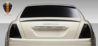 Maserati Quattroporte Eros Version 1 Duraflex Body Kit-Wing/Spoiler 2005-2007