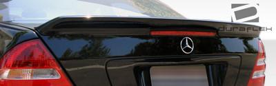 Mercedes C Class 4DR Morello Edition Duraflex Body Kit-Wing/Spoiler 2001-2007