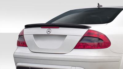 Mercedes CLK Black Series Duraflex Body Kit-Wing/Spoiler 2003-2009