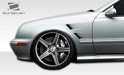 Mercedes CLK Morello Edition Duraflex Body Kit- Fenders 1998-2002
