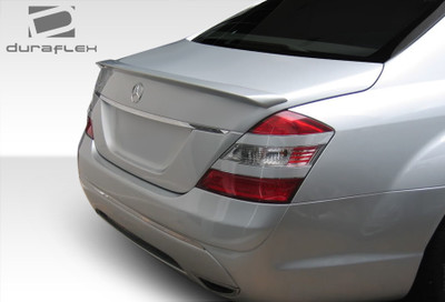 Mercedes S Class 4DR LR-S Duraflex Body Kit-Wing/Spoiler 2007-2013