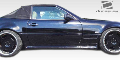 Mercedes SL AMG2 Look Duraflex Side Skirts Body Kit 1990-2002