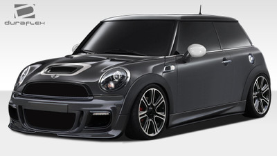 MINI Cooper DL-R Duraflex Full 6 Pcs Body Kit 2007-2013