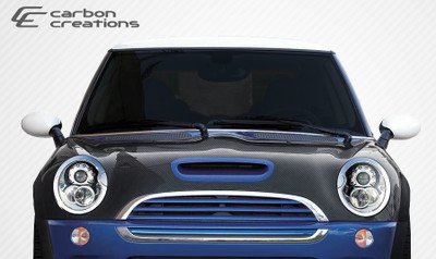 MINI Cooper OEM Carbon Fiber Creations Body Kit- Hood 2002-2006