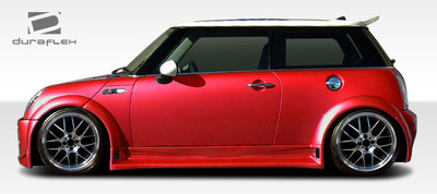 MINI Cooper Type Z Duraflex Body Kit- Wide Fenders 2002-2006