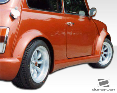MINI Cooper Type Z Duraflex Side Skirts for Wide Body Kit 1959-2000