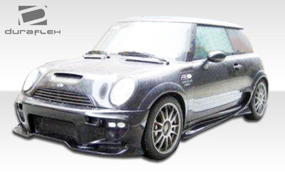MINI Cooper Vader Duraflex Front Body Kit Bumper 2002-2006