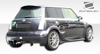 MINI Cooper Vader Duraflex Rear Body Kit Bumper 2002-2006