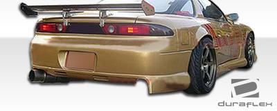 Mitsubishi 3000GT Fighter Duraflex Rear Body Kit Bumper 1991-1998