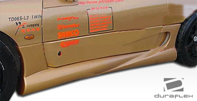 Mitsubishi 3000GT Fighter Duraflex Side Skirts Body Kit 1991-1998