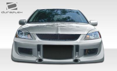 Mitsubishi Lancer G-Speed Duraflex Front Body Kit Bumper 2004-2007