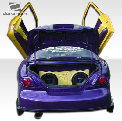 Pontiac Sunfire 2DR Blits Duraflex Rear Body Kit Bumper 1995-2002
