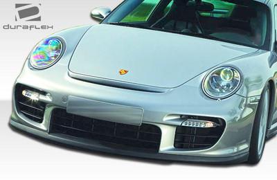 Porsche 997 GT-2 Duraflex Front Bumper Lip Body Kit 2005-2011